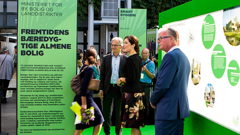 KOLLISION: 05.09.2014 THE FUTURE OF SUSTAINABLE SOCIAL HOUSING, image: 2
