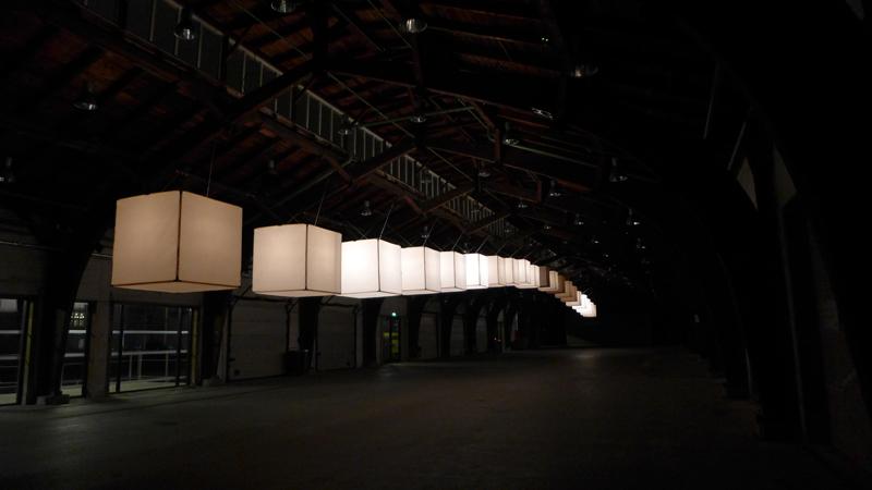 kollision @ minimal exposition